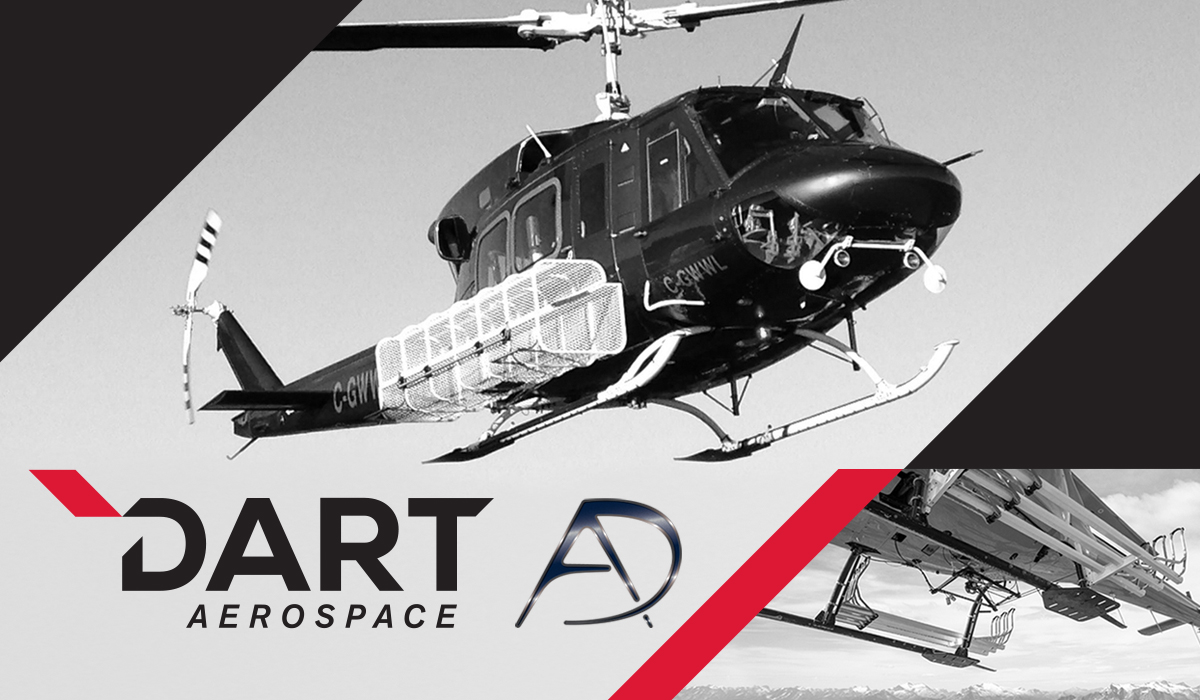 DART Aerospace Acquires Key Product Lines and Brand Trademark from Aero Design Ltd.