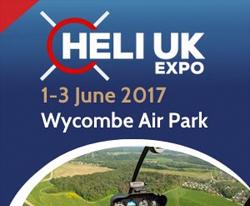 DART Aerospace to exhibit at Heli UK Expo 2017