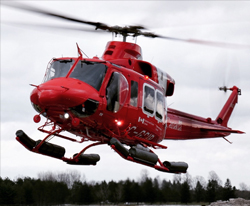DART Aerospace chosen to equip Canadian Coast Guard Helicopters