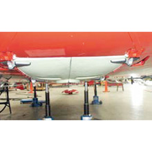 Nose Wheel Bay Doors