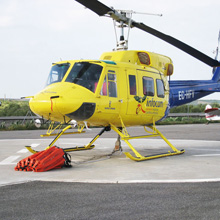 Heli-Access-Steps™ - Simplex