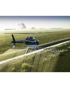 Bell 206 'JetRanger' Spray System
