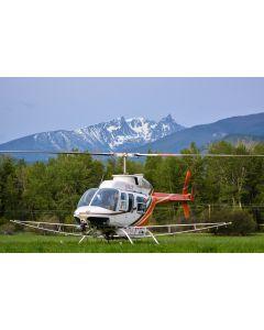 Bell 206L 'LongRanger' Spray System