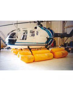 BO105 Tri-Bag Float System For High Gear