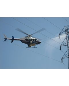 Aerial Cleaning for BELL 407