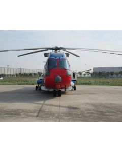 High-Rise Firefighting for AVICOPTER AC313