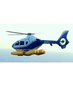 EC135 Tri-Bag Float System w / LH Hoist Guard