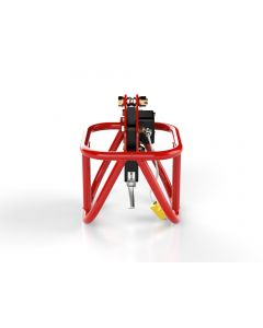 C-Series Remote Hook 4,500 lbs Lift Capacity With Cage