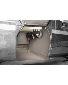 R66 Baggage Compartment Protector Installation