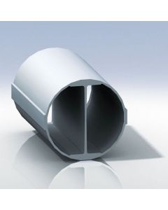 AW119 Repl. Skidtube with Wearplates & Wearpads, Float Comp. - Fits LH or RH