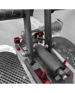 Tail Rotor Pedal Lockout Kit