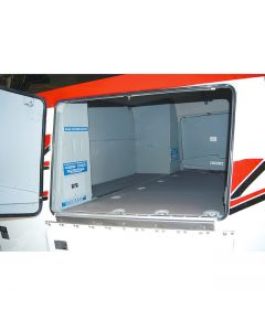 Cargo Compartment Trim Protectors S/N 31005-31200 & S/N 41001-41200