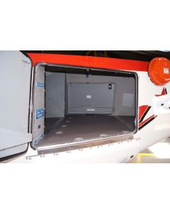 Cargo Compartment Trim Protectors S/N 31201-sub and S/N 41201-sub