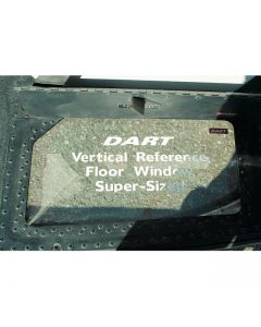 Small Vertical Reference Floor Window Kit