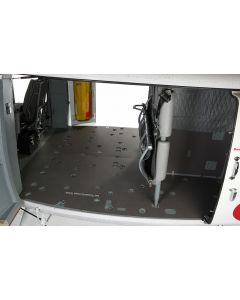 Cabin Floor Protector Kit (seat rail compatible)