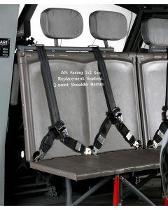 Aft Facing 2x2 Place Seat