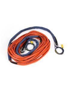 Dyneema® Long Line, 100 foot, 13,200lb safe load (6,000kg)